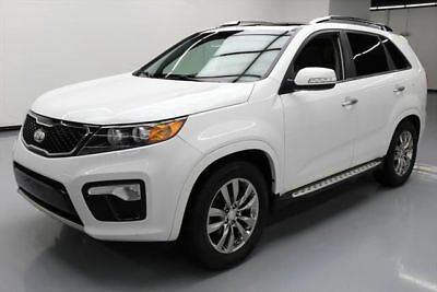 2013 Kia Sorento SX Sport Utility 4-Door 2013 KIA SORENTO SX LEATHER PANO ROOF NAV REAR CAM 58K  #379739 Texas Direct