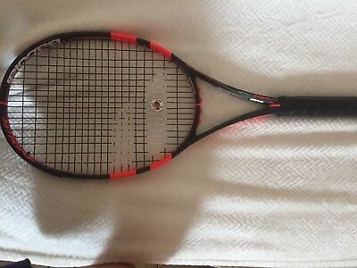Babolat Pure Strike Racquet Excellent. Reduced Great Christmas Present.