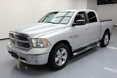2014 Dodge Ram 1500 Laramie Longhorn Crew Cab Pickup 4-Door 2014 DODGE RAM 1500 BIG HORN CREW HEMI NAV 20'S 60K MI #267679 Texas Direct Auto