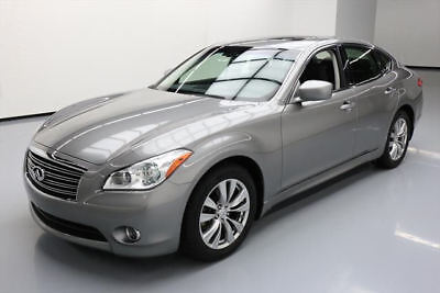 2014 Infiniti Q70  2014 INFINITI Q70 SUNROOF NAV REAR CAM VENT LEATHER 25K #260329 Texas Direct