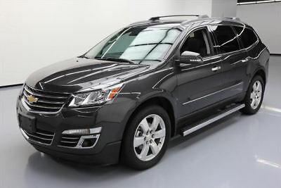 2016 Chevrolet Traverse LTZ Sport Utility 4-Door 2016 CHEVY TRAVERSE LTZ 7PASS PANO SUNROOF NAV 20'S 30K #318972 Texas Direct