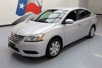 2015 Nissan Sentra  2015 NISSAN SENTRA SV SEDAN AUTO BLUETOOTH REAR CAM 12K #673544 Texas Direct