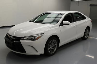 2016 Toyota Camry  2016 TOYOTA CAMRY SE AUTO REAR CAM BLUETOOTH ALLOYS 42K #209096 Texas Direct