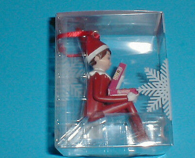2016 Dunkin Donuts  Elf On The Shelf Christmas Ornament  Mip