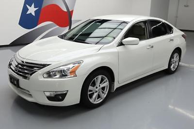 2015 Nissan Altima  2015 NISSAN ALTIMA 2.5 SV SEDAN REAR CAM ALLOYS 36K MI #180803 Texas Direct Auto