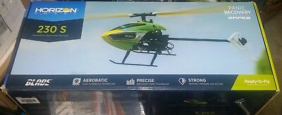 Blade 230s RTF Helicopter w/ SAFE Technology BLH1500 *** DAMAGED & MISSING PARTS