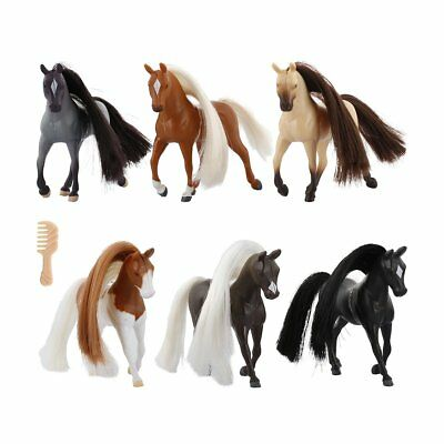 Set 6 Royal Breeds Toy Horse Show Collection Pony New Sealed