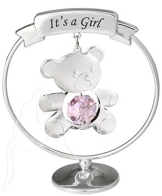 Crystocraft Ornament - It's a Girl