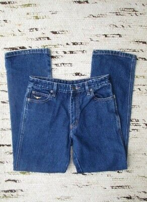COLTS AND FILLIES vintage denim jeans R.M WILLIAMS size 14 8   high waisted