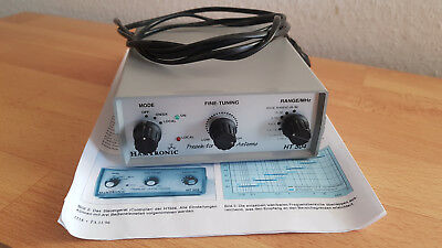 Hamtronic HT504 Preselector Active Antenna !!! Netzteil und Controller