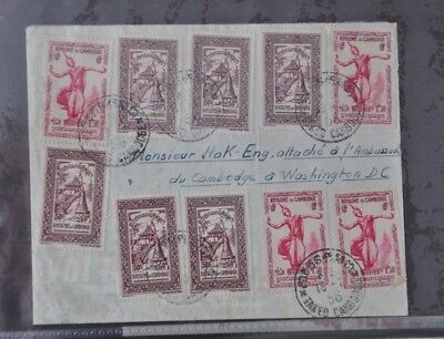 Vietnam,  old cover lot 13