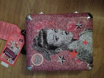 "Soap and Glory ""all that Glam"" BNWT fully stocked suitcase - ideal Xmas gift"