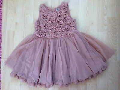 Next Girls Tulle Party Dress Age 4-5 Years
