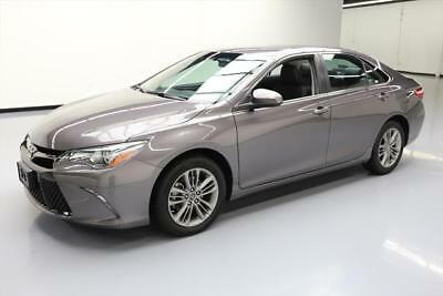 2016 Toyota Camry  2016 TOYOTA CAMRY SE REAR CAM BLUETOOTH ALLOYS 38K MI #185544 Texas Direct Auto