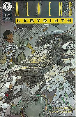 Aliens: Labyrinth #2 (Of 4) (Dark Horse)