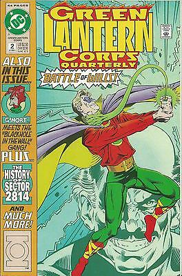 Green Lantern Corps Quarterly #2 (Dc) (1992) 64 Pages