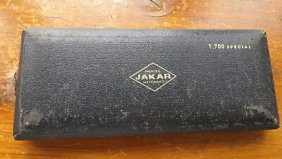 Vintage Jakar Boxed Drawing Instruments Set - T.700 Special