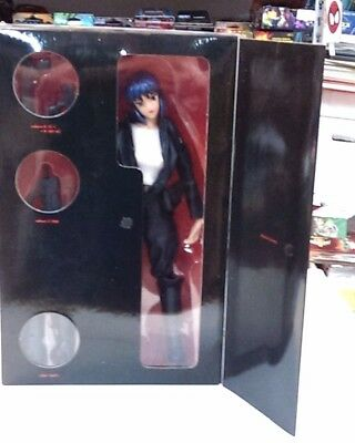 "Ghost in the Shell - Motoko Kusanagi 12"" figure variant #1 Alpha series"