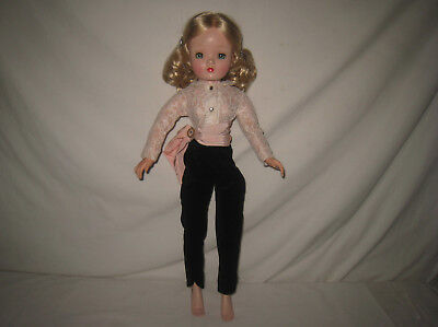 "1958 Mme Alexander 3 Pc.Toreador Set for 20"" Cissy Doll *CLOTHING ONLY*  MJ38"