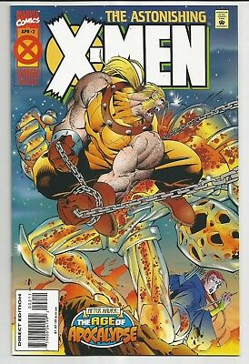 The Astonishing X-Men #2 (1995) - After Xavier: The Age Of Apocalypse