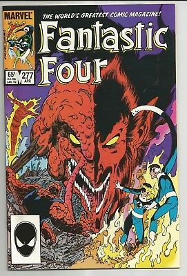 Fantastic Four #277 (1985) - Back From Beyond