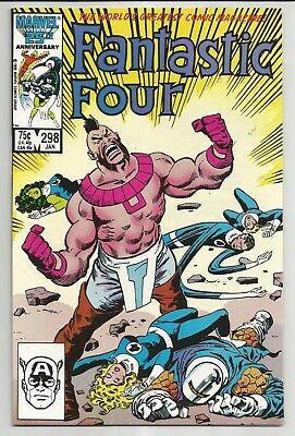 Fantastic Four #298 (1987) - Closer Than Brothers