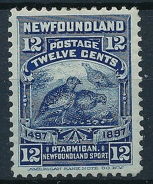 [33243] Newfoundland 1897 Good stamp Very Fine MH