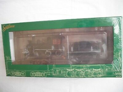 Spectrum 28305 DCC 4-4-0 American,Undecorated,Steam Locomotive Eng,HO On30 Scale