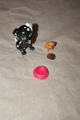Pretend Play 2 DOGS WITH DISH