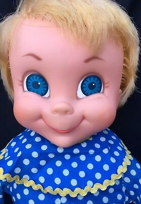 Beautiful 1967 Vintage Mrs. Beasley Doll Mattel