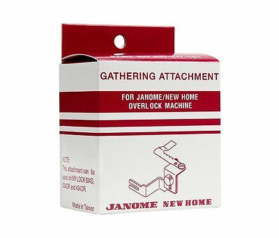 Genuine Janome Gathering Attachment for Overlockers