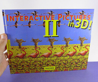 Ineractive Pictures in 3D II - Book with stereograms