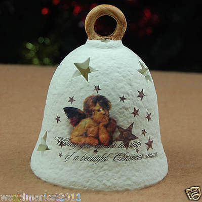 New European White Ceramic Christmas Decoration Candlestick Gift Home Articles
