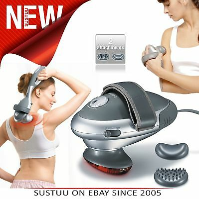 Beurer MG70 Infrared Massager with Tapping Body Massage-Leg & Back Pain Relief