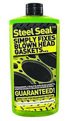 Steel Seal Engine Cylinder Head Gasket Repair Block And Fix High Temperature