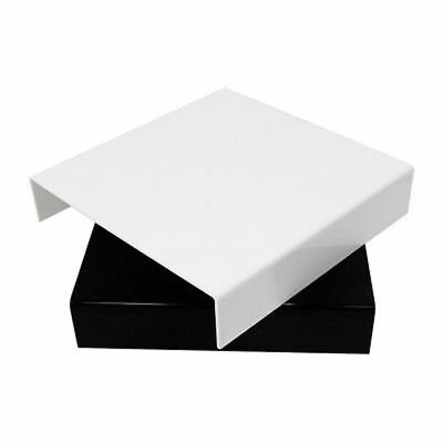 Studio Black/ White Acrylic Display Table for Photography Tent box