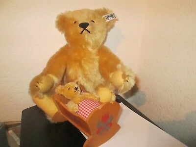 Steiff - Teddy  - Mutter Teddy und Polli