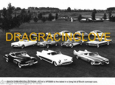 """Buick """"Dream Car Collection"""" Concept Cars Classic American Car PHOTO!"""