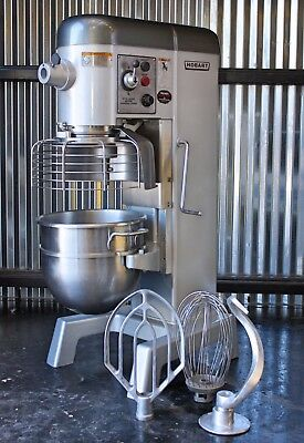 Hobart D-330 Heavy Duty Dough Mixer 30 Quart 1.5Hp 1Ph Donuts Pizza Bakery