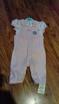 Baby girl clothes 0-3 months George