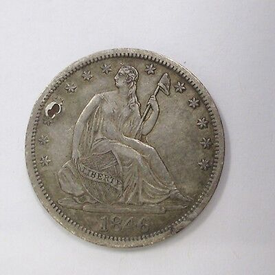 1846 O Seated Half Dollar