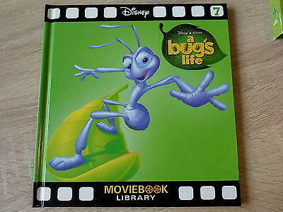 DISNEY A Bug's Life Movie Book  NEW (other)