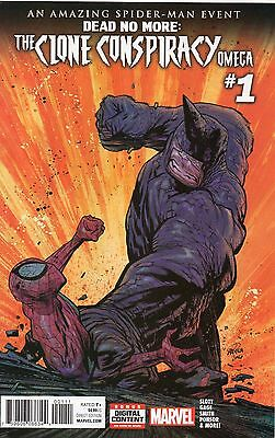 The Clone Conspiracy Omega #1 (NM)`17 Slott/ Gage/ Various