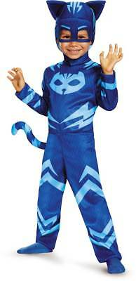 Licensed Pj Masks Catboy Classic Toddler Halloween Costume