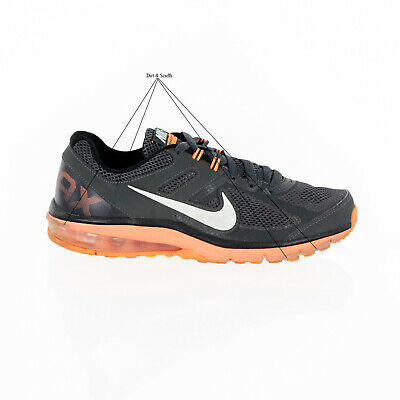 best service 7d958 0c0d8 Nike Air Max Defy Rn Mens Running Shoes 599343-008 Size 7.5
