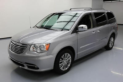 2013 Chrysler Town & Country  2013 CHRYSLER TOWN & COUNTRY TOURING-L LEATHER DVD 64K #767306 Texas Direct Auto