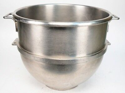 Stainless Steel 80 Quart Bowl for Hobart Mixers 80QT