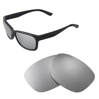 d549ef4d72 Walleva Polarized Titanium Replacement Lenses For Oakley Forehand Sunglasses