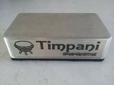 Different! Timpani / Kettle Drum Sound Stomp Pedal
