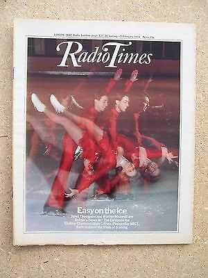 Radio Times/1978/European Ice Skating Championships/C.S. Lewis/Park Qui-He/